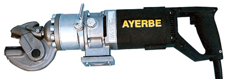 Cizalla hidraulica para metales MU-16 Ref. 582200 Ayerbe