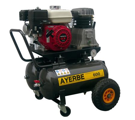 Compresor de aire AY 600 H 581100 Ayerbe