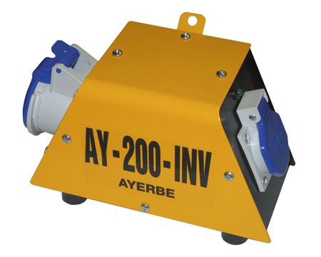 Controlador de tensi�n AY-200-INV MN