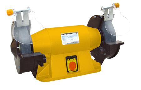 Esmeriladora industrial ayerbe 200 IND 581285 / 581290