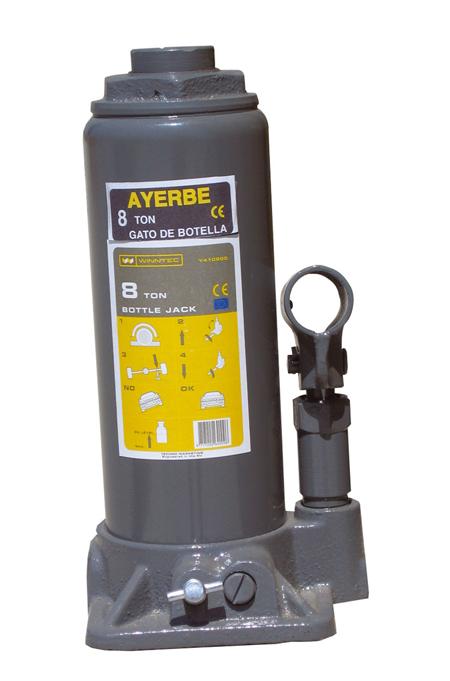 Gato hidraulico botella ayerbe 2 GB 581800-810-820-830