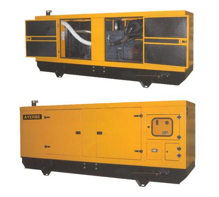 Grupo electrico diesel ay 1500 100 dw Ref. 5418800 ayerbe