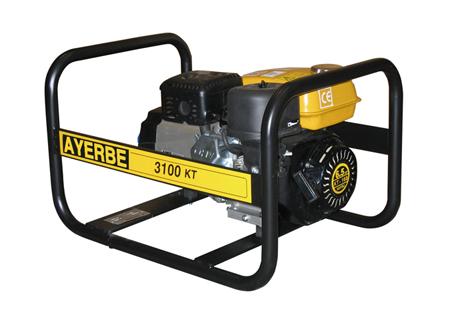 Generador eléctrico Ayerbe 3100 KT
