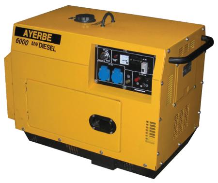 Generador Ayerbe 6000 D INS MN