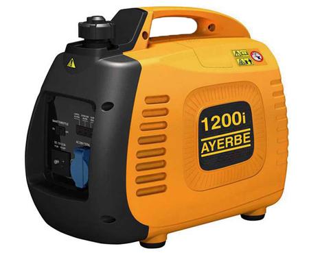 Generador electricidad AY 1200 KT INVERT 5430200 Ayerbe