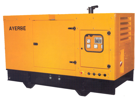 Generador electricidad diesel  AY-1500-10TX/YAN