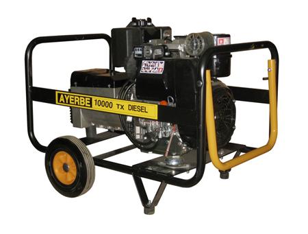 Grupo electrogeno diesel AY 10000 D TX 5418475 Ayerbe