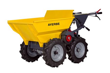 Mini dumper para construcciones Ref. 610800 Ayerbe