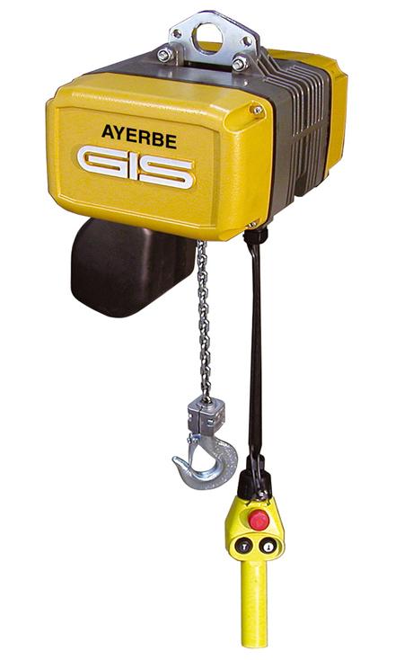 Elevador de cadena GCH 2000/2 N 581580 - 590 Ayerbe