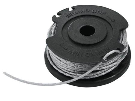bobina con hilo de recambio para el cortabordes bosch art 23 sl f016800385