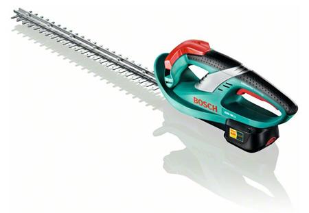 cortasetos sin cables ligero y de gran alcance