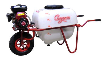 Pulverizadores con carretilla para uso comodo y facil
