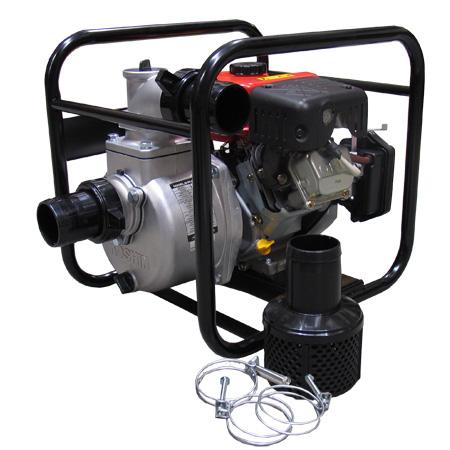 motobomba gasolina con motor de 4 tiempos