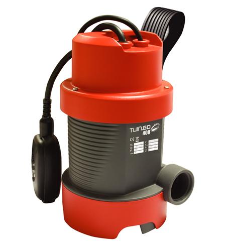 Electrobomba sumergible para aguas sucias