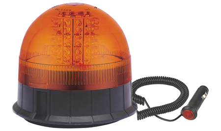 Luz giratoria emergencia 12/24V 11500LED