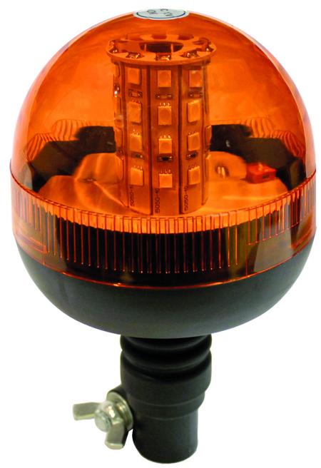 rotativo naranja para tractores y carretillas