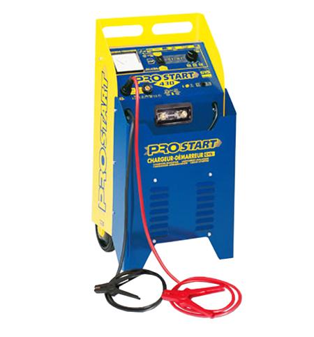 Cargador arrancador de baterias cem prostart 430