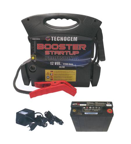 arrancador de emergencia para baterias