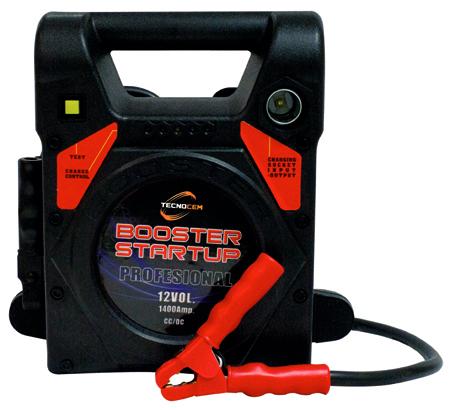Arrancador baterias 12 V y 1400 Amperios