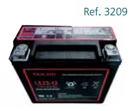 bateria de recambio para arrancador booster starter