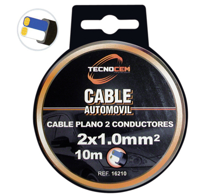 cable plano para automovil