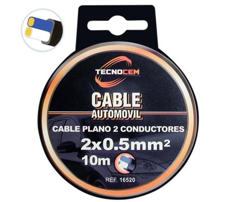 cable plano para coche