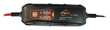 Cargador de baterias Tecnocem. Ref: 28612.
