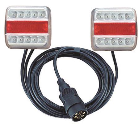 Kit señalización posterior LED