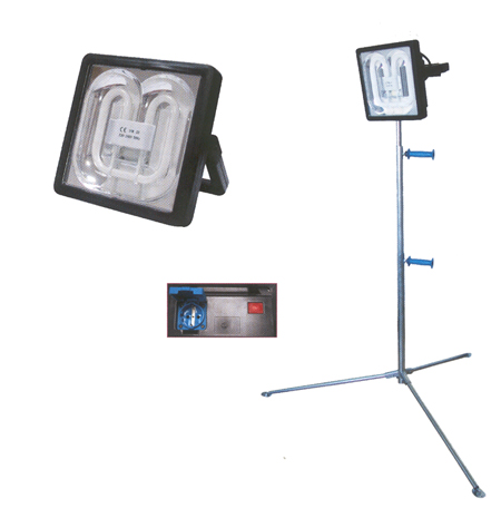 proyector de luz fria de Tecnocem