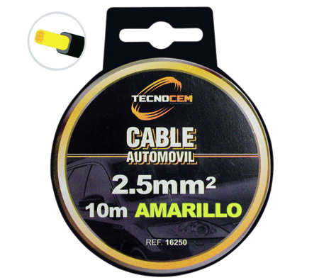 cable electrico para coches