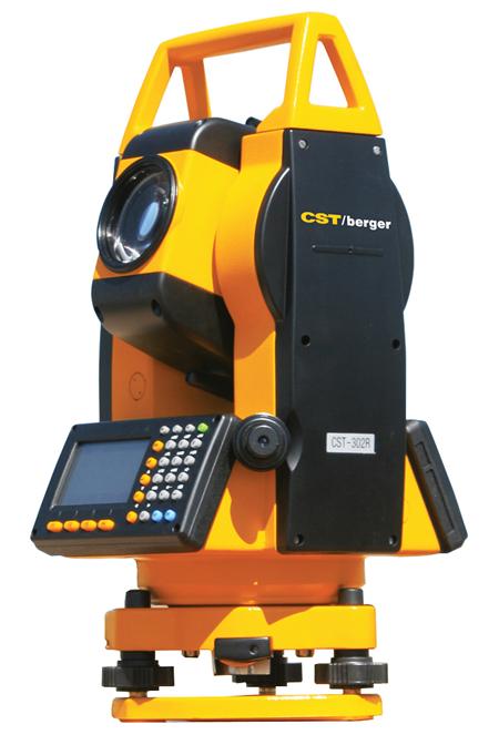 Estacion total para medicion de angulos cst305r f.034.053.3n0
