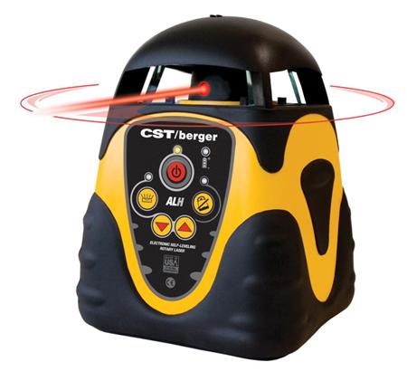 Niveles laser giratorios cst/berger alh f.034.061.a00