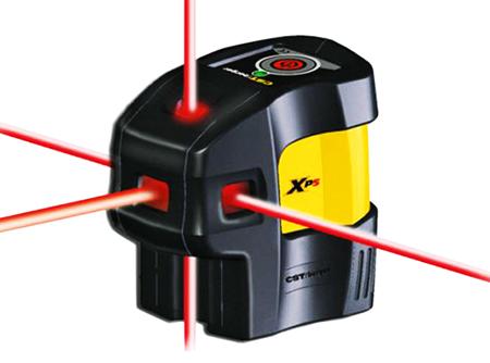 Placas de medida cst berger para niveles de rayo rojo 1 - Nivel laser precios ...