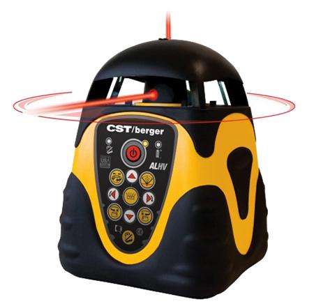 Nivel laser giratorio cst alhv f.034.061.b00 / b01
