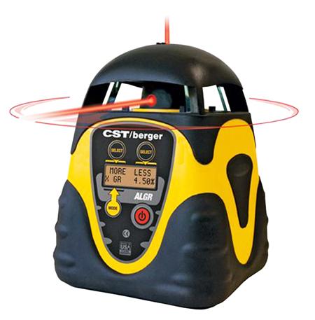 Nivelador laser inclinable algrd f.034.061.en0 cst