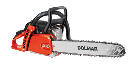 Motosierra gasolina domestica/profesional Dolmar PS350c/35