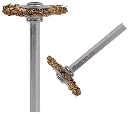 cepillo para metales blandos como el oro, cobre o lat�n