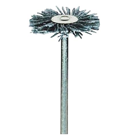 Cepillo de nylon reforzado dremel ref. 2.615.053.8ja