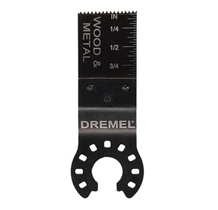 Hoja de sierra para madera y metales no ferreos de dremel M422