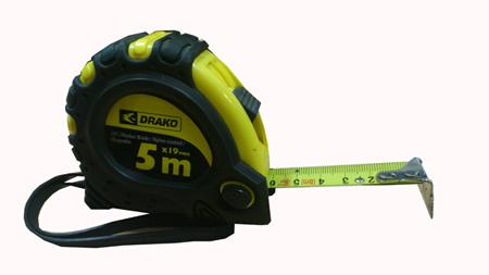 Herramienta medicion cinta metrica 5m/19mm
