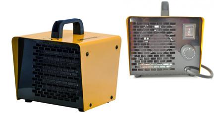 Calefactores aire caliente master B2 PTC