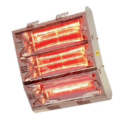 Calentador por radiacion infrarroja master Fact 60