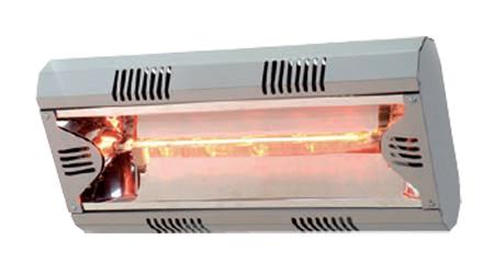 Calentador de radiacion por infrarrojos fact 20 master