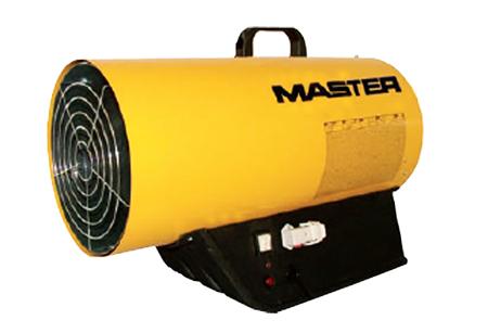 Calefactor gas propano/butano master blp-33 e