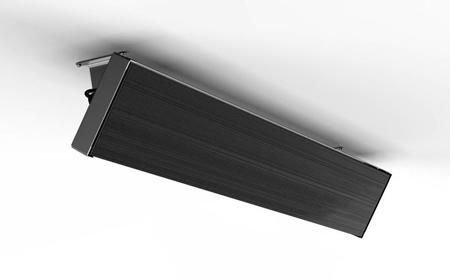 Calefactor por radiacion infrarroja euritecsa Blacklight