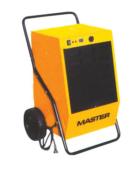 Deshumidificador de aire master dh-44 / dh-62 / dh-92