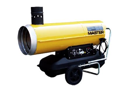 Calentador portatil aire caliente ref. bv-110e bv-170e y bv-290e master