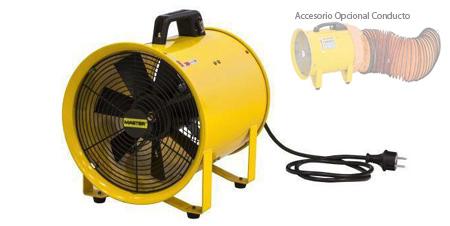 Ventilador Extractor Blm6800 de Master