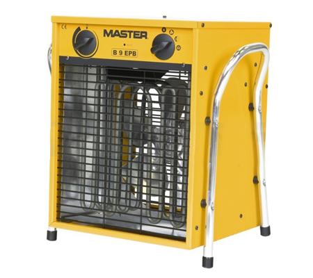 Calentador de aire portatil master ref. b 5 / b 9 / b 15 / b 22