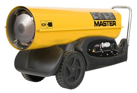 Ca�on de aire caliente master b-130